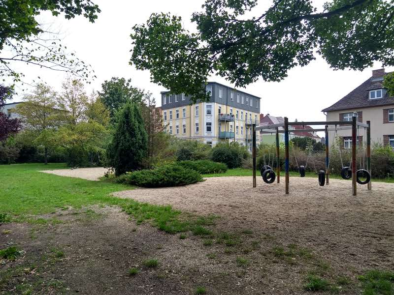 Spielplatzbereich